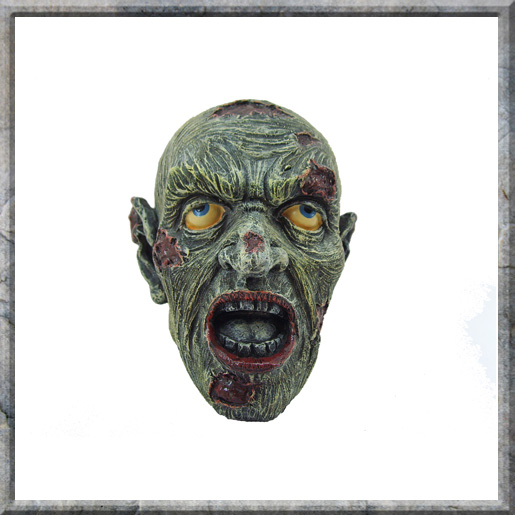 Zombified Head