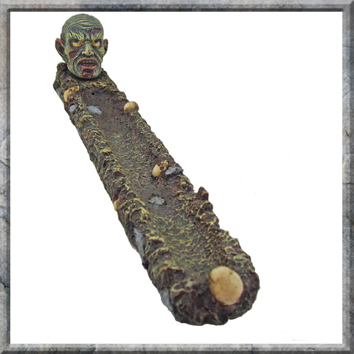 Zombified Incense Holder