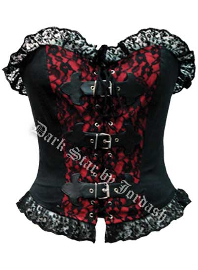 Black and Red Basque (14-16)