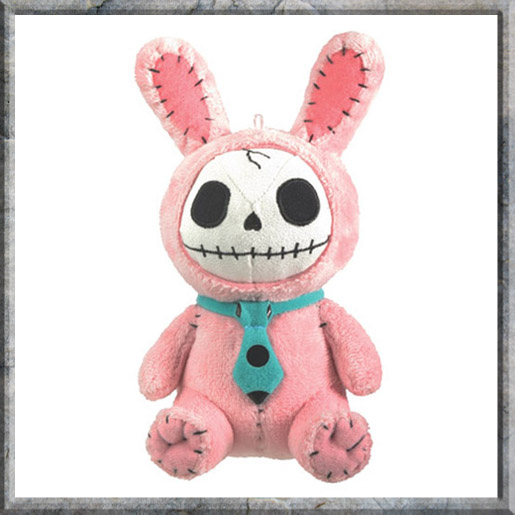 Pink Bunny Plush (Small)