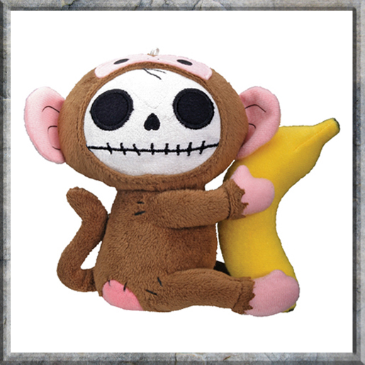 Munky Plush (Small 17cm)
