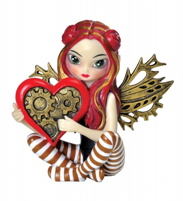 A Clockwork Valentine - Jasmine Becket-Griffith