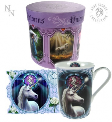Enlightenment Mug - Anne Stokes