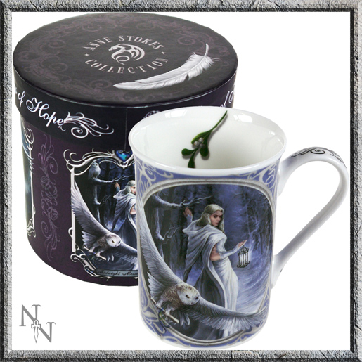 Midnight Messenger Mug