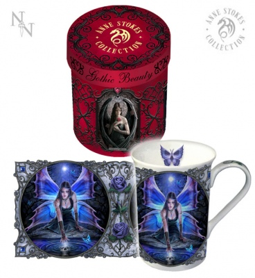 Immortal Flight Mug - Anne Stokes