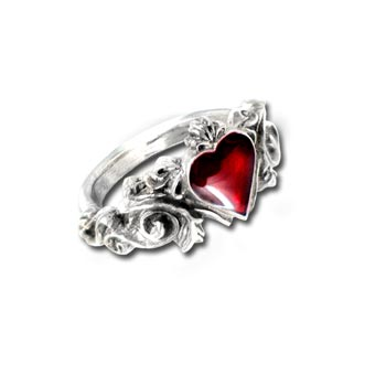 Betrothal - Alchemy Gothic Ring