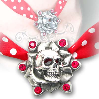 Swallow Heart - Alchemy Gothic Necklace
